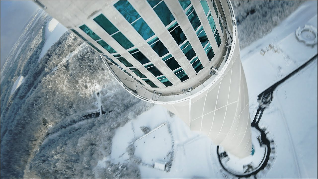 thyssenkrupp Testturm in Rottweil (Germany)